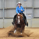 Little Rock - GVRHA. Buckle Up & Slide Reining Spectacular 16th-18th May 2019